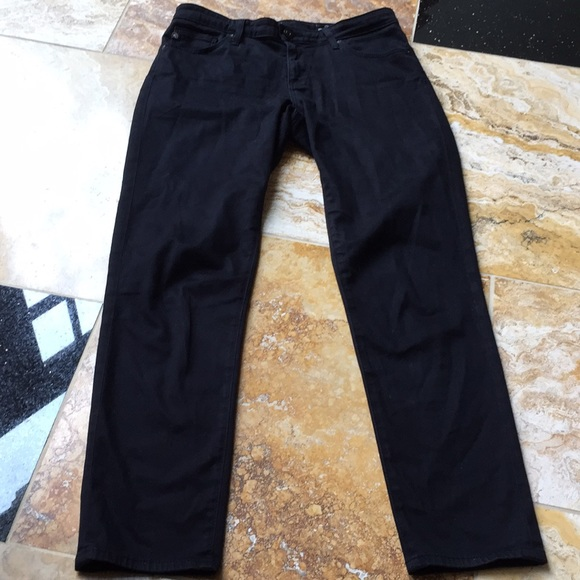 Ag Adriano Goldschmied Denim - Ag Adriano Goldschmied Stevie Ankle slim straight